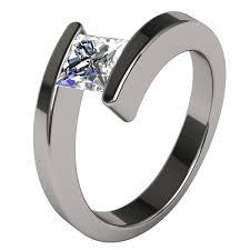 titanium engagement rings modern titanium engagement rings titanium engagement rings 3