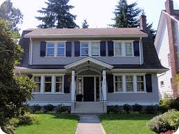 colonial revival dutch house style home styles