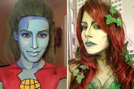 make up artist books it s a marvel how make up artist can turn you into a