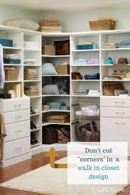 Built In Closet Drawers by Best 25 Simple Closet Ideas On Pinterest Simple Wardrobe