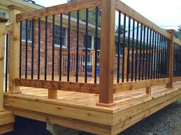 project metal balusters for deck doherty house advantages