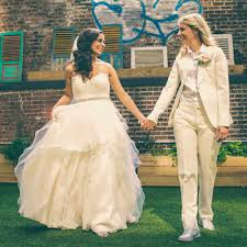 for brides brides who rocked wedding suits 13 incredibly modern styles