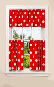 Kitchen Curtain Ideas Pinterest by Best 25 Red Kitchen Curtains Ideas On Pinterest Kitchen