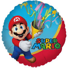 mario party supplies mario party foil balloon birthdayexpress