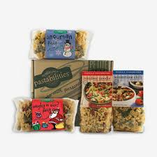 holiday gift box the pasta shoppe