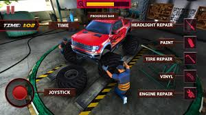 truck mechanic simulator game android apps on google play