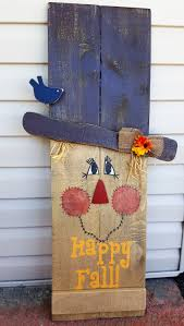 reversible fall winter sign 2 in 1 sign snowman scarecrow porch