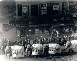 macy s thanksgiving parade balloons since 1927