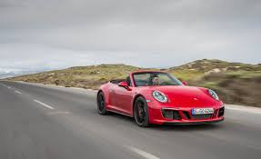 porsche 911 carrera gts cabriolet 2017 porsche 911 gts cars exclusive videos and photos updates