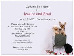 post wedding reception wording exles post reception wording sles wedding reception invitations