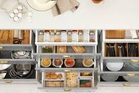 rangement int駻ieur cuisine accessoires de rangement intérieur cuisine ikea