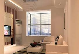 Small Portable Air Conditioner For Bedroom As Beautiful Air Conditioner Small Room Interior Cool Grey Curtain