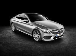 mercedes c class coupe official details and images evo