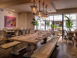 Londons Best Restaurants For Large Groups The Best Group Dining - Restaurant dining room furniture