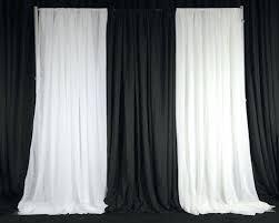 Black Backdrop Curtains Black Curtain Backdrop 100 Images Retardant Polyester Curtain