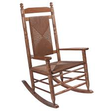 woven seat rocking chair hardwood home furniture cracker