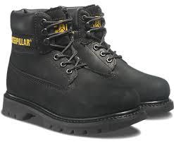 womens caterpillar boots uk cat colorado boot black cat footwear