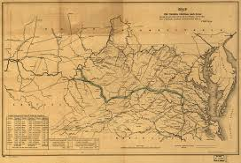 Map Of Southern Ohio by Covington And Ohio Railroad Wikipedia