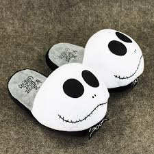 america the nightmare before slipper