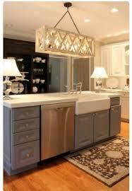 Best Farmhouse Sinks Images On Pinterest Home Farmhouse - Corner cabinet for farmhouse sink
