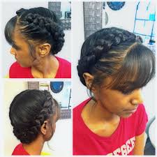 pronto braids hairstyles goddess braid soft and dainty shichair black braided