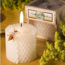 candles and favors beeswax candle favors