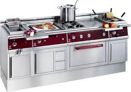 agencement de cuisine professionnelle ligne de cuisson complète pour les professionnels bar expert