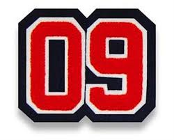 letterman varsity letter jacket jersey number patch 3