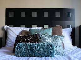 Innovative Bedroom Decor Ideas With Ceramic Wall And Floor by Furniture Inspiring Homemade Headboards For Wonderful Bedding