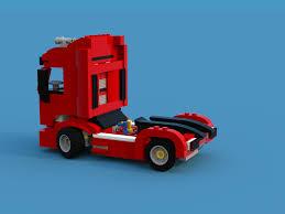 lego ferrari truck 75913 scuderia ferrari truck custom bricksafe
