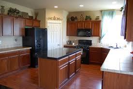 ebony wood alpine glass panel door black kitchen pantry cabinet