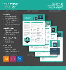 Resume Apps 20 Awesome Premium Psd Resume Cv Templates