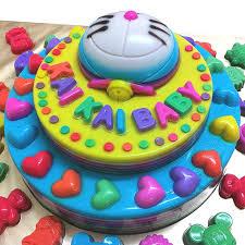 video 3d agar cake 76