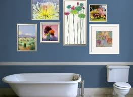 bathroom wall fabric wall art blogstodiefor com