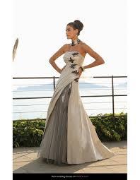 robe de mari e bicolore robe de mariee yvelines