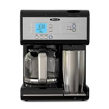 Amazon BELLA Single Serve K CUP Brewer and 12 Cup Coffee Maker