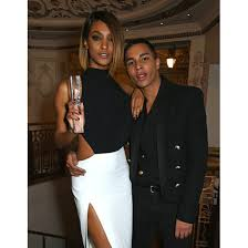 balmain designer balmain designer olivier rousteing set to collaborate with nike
