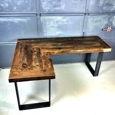 Diy Wood Desk Plans Diy Rustic Desk Bethebridge Co