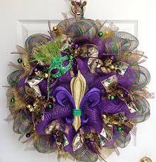 mardi gras wreaths mardi gras christmas ornaments comfy christmas
