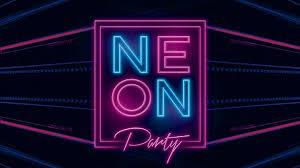 neon party neon party pride sunday closing party club brighton
