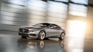 mercedes benz concept s class coupe bows at frankfurt motor show