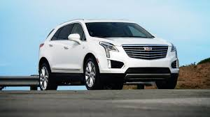 cadillac suv prices 2017 cadillac xt5 review roadshow