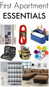 things to buy for first home checklist 36 general household essentials for your first apartment household