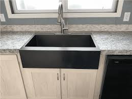 is an apron sink the same as a farmhouse sink kitchen sink options in mobile homes braustin a better