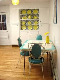 Yellow Retro Kitchen Chairs - 230 best old dinette sets images on pinterest retro kitchens