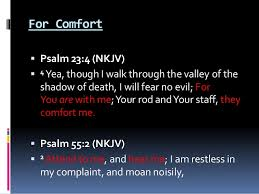Scriptures Of Comfort In Death Words Of Encouragement From The Bible