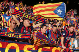 barcelona soccer team caught in storm over catalonia vote