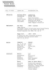 Electrical Designer Resume 100 Resume Design 2016 The Contemporary Creative Design