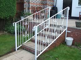 interior railings home depot outdoor stair railing home depot design install for idea 9