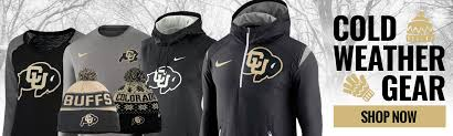 colorado buffaloes merchandise cu buffs apparel gear university